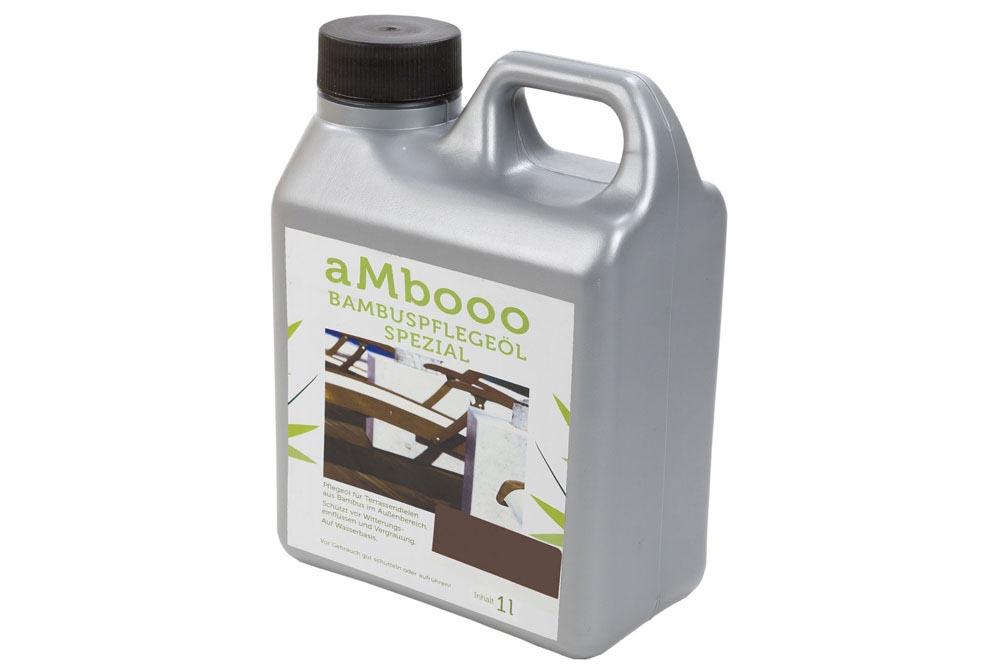 Ambooo Special Bamboo Care Oil Espresso Colour